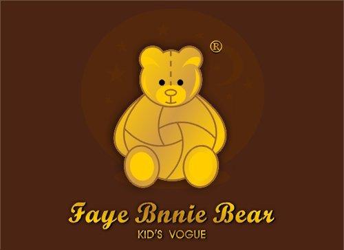 FAYE BNNIE BEAR KID'S VOGUE