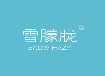 03-V614 雪朦胧 SNOW HAZY