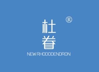 03-V615 杜眷 NEW RHODODENDRON