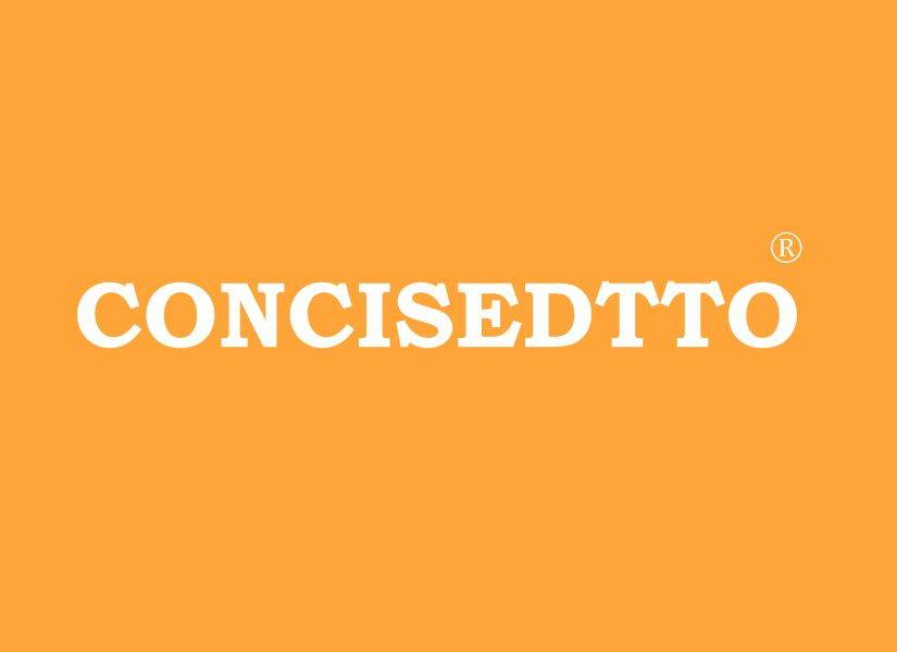 CONCISEDTTO