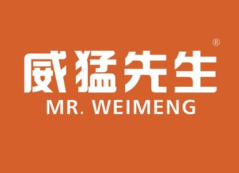 28-X288 威猛先生 MR.WEIMENG