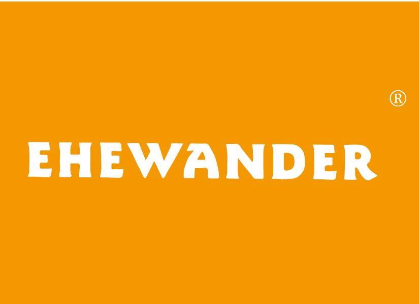 EHEWANDER