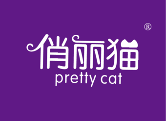 21-V299 俏丽猫 PRETTY CAT