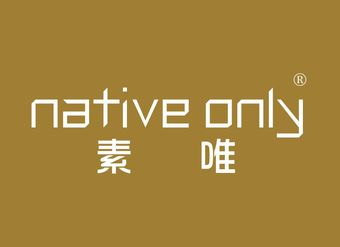 11-V494 素唯 NATIVE ONLY