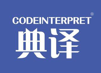 09-V898 典译 CODEINTERPRET