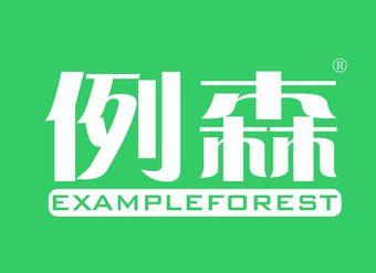 09-V982 例森 EXAMPLEFOREST
