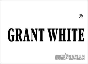 25-04117 GRANT WHITE