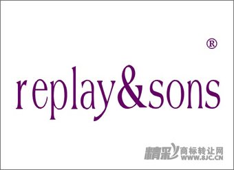 01-0013 replay&sons