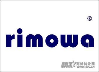 01-0014 RIMOWA