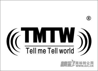 38-0063 TMTW TELL ME TELL WORLD