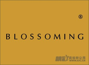 44-0111 BLOSSOMING