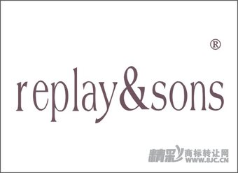 05-0687 REPLAY&SONS