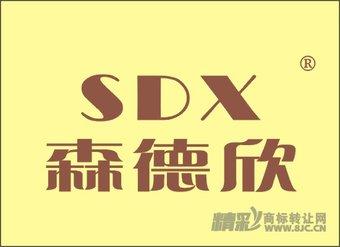 05-0791 森德欣+SDX
