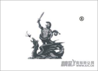 18-1141 图形(骑士与龙)