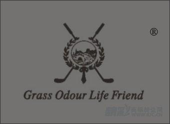 25-13189 GRASS ODOUR LIFE FRIEND