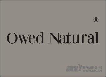 25-13732 OWED NATURAL