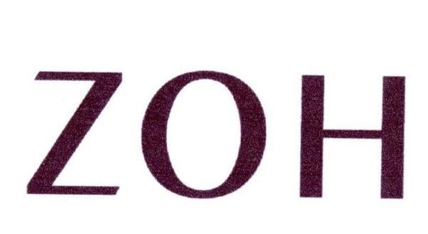 ZOH商标转让