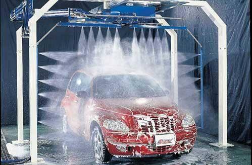 买一个洗车设备商标多少钱