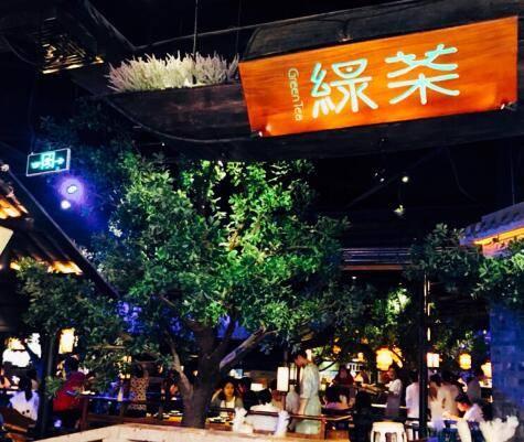 绿茶餐厅诉美团只因商标被侵权