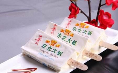 """""""东北大板""""商标被擅用 红宝石冰淇淋公司愤怒索赔"""