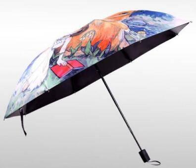买一个伞的商标大概需要多少钱?